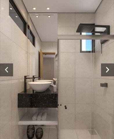 Apartamento no Bancários, alto padrão. 02 quartos com varanda - Foto 6
