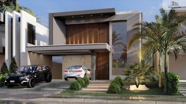 lançamento de casa duplex a venda com piscina na cidade alpha - Foto 2