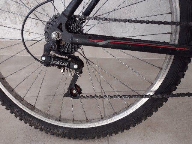 Bike Caloi aluminium - Foto 5