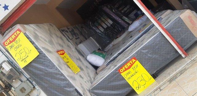 Cama box e colches  - Foto 6
