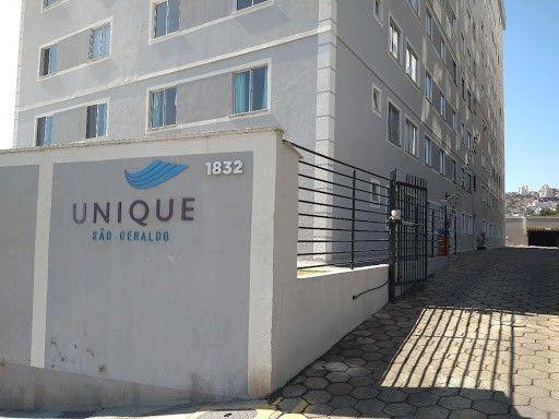 Apartamento em São Geraldo, Juiz de Fora/MG de 59m² 2 quartos à venda por R$ 140.000,00