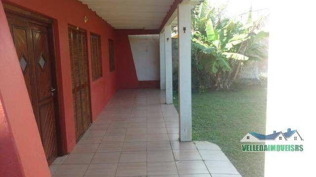 Velleda oferece casa 500 metros do mar em pinhal, central - Foto 4
