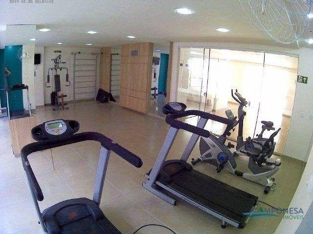 Apartamento Novo nunca habitado Edif. Biarritz 6º andar, 2 garagens - Foto 3
