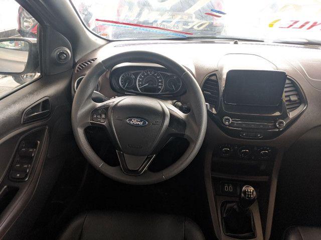 Ford Ka Freestyle 2019 - 1.5 - IPVA 2021 PAGO - Completo e EXTRA  - Foto 5