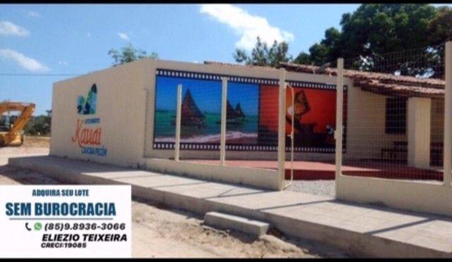 Lotes no Cauípe em Caucaia com infraestrutura completo ! - Foto 13