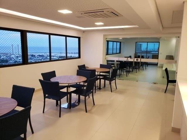 LR\\  Maravilhoso Apto 02 Quartos/ 54m² - Edifício Beach Class Ilha do Leite - Foto 8