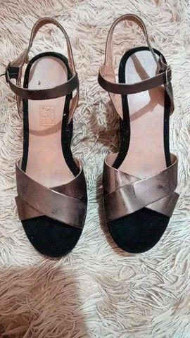 Sapato  usado 1 vez - Foto 2