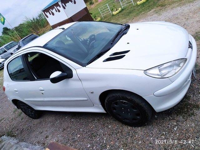 Peugeot 206 1.4 sensat flex