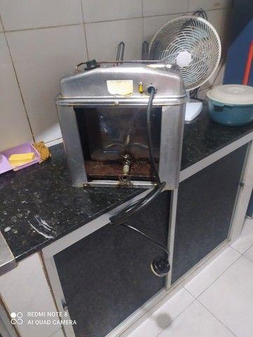 Fritadeira elétrica 220 w - Foto 5