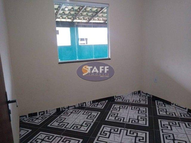 K- Casa Pronta com 2 quartos na rua do DPO em Unamar - Cabo Frio!  - Foto 11