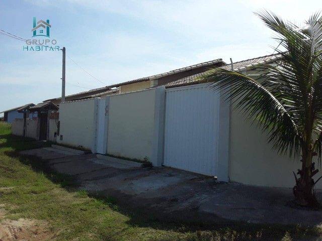 Casa com 2 dormitórios à venda, 120 m² por R$ 285.000,00 - Capivara - Iguaba Grande/RJ - Foto 3