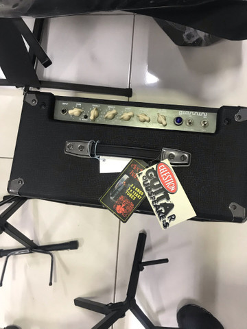 Amplificador Giannini 100% Valvulado  - Foto 2
