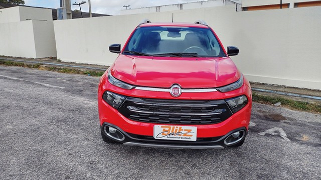 FIAT TORO 2.0 VOLCANO 4X4 DIESEL AT 2018 / 2019 TRACIONADA DA BLITZ CAR IMPECÁVEL