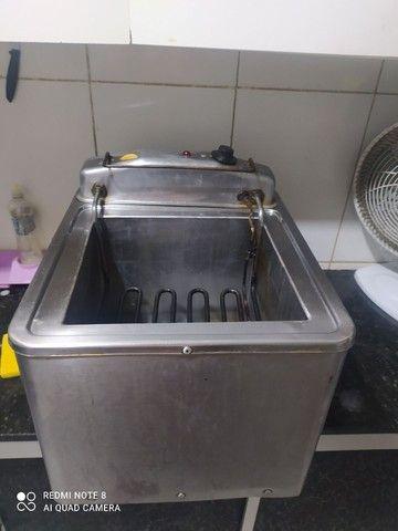 Fritadeira elétrica 220 w - Foto 3