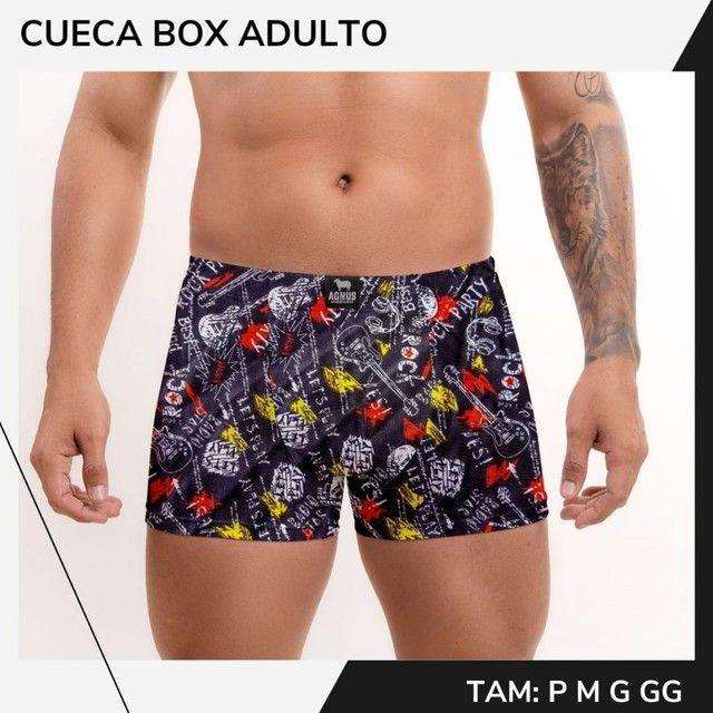 Cuecas masculino adulto - Foto 2