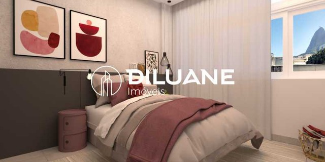 Apartamento à venda com 2 dormitórios em Humaitá, Rio de janeiro cod:BTAP20370 - Foto 6