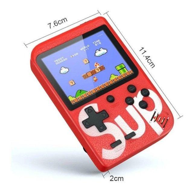 GameBoy retrô 400 jogos - Foto 3