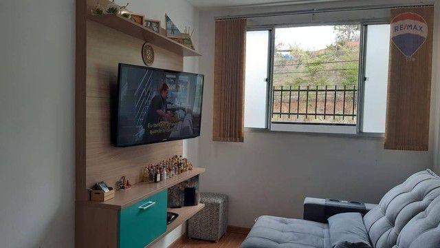 Apartamento em Carlos Chagas, Juiz de Fora/MG de 54m² 2 quartos à venda por R$ 140.000,00 - Foto 7