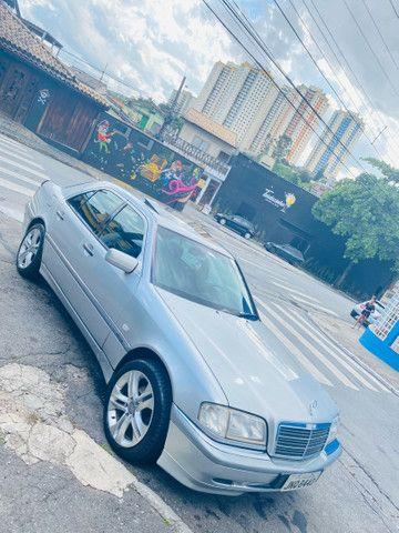 Mercedes C240 A MAIS ZERA aceito troca