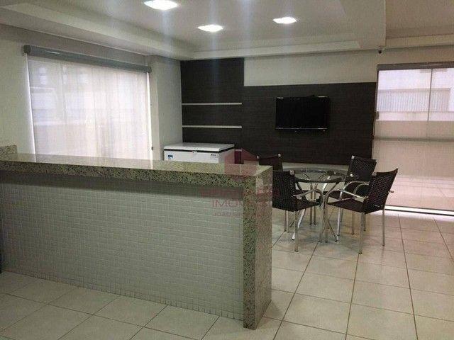 Apartamento com 1 dormitório para alugar, 45 m² por R$ 1.350,00/mês - Zona 07 - Maringá/PR - Foto 17