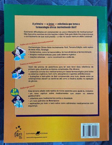 Livro de Farmacologia Clínica NOVO - Foto 2