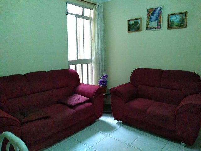 Apartamento em Santa Efigênia, Juiz de Fora/MG de 60m² 2 quartos à venda por R$ 98.000,00
