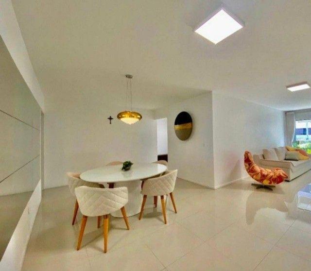 Apartamento com 3/4 + DCE, nascente - 140m² - Foto 6
