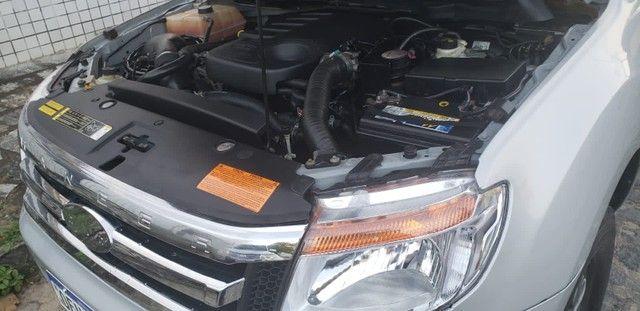 Ranger Limited 3.2 Automatica 2013  c/ leilão  - Foto 8