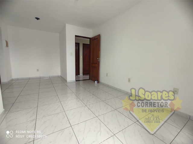 Cid. Universitário, 2 vagas, 3 quartos, suíte, 92m², R$ 980, Aluguel, Apartamento, João Pe - Foto 4