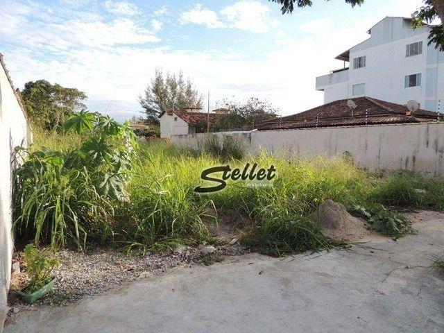 Terreno em rua asfaltada com 434m² no Praia Mar em Rio das Ostras