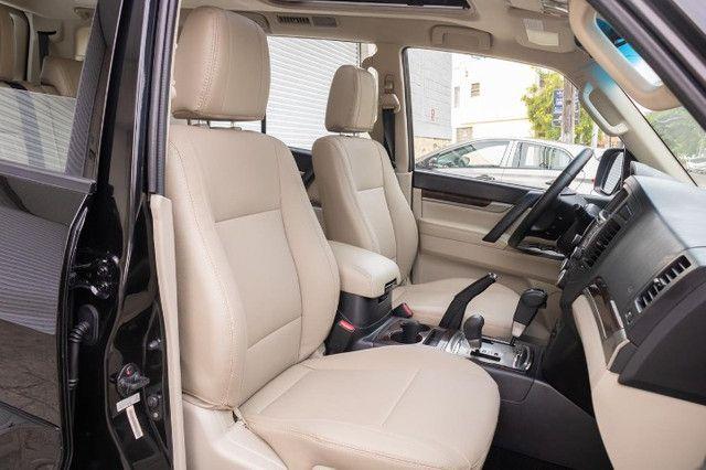 Mitsubishi Pajero full HPE 3.2 2013 automático IPVA 2021 PAGO - Foto 11