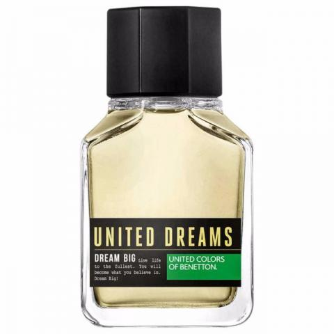 Perfume original benetton dream big man masculino eau de for Benetton dream big