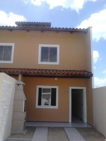 Casas Duplex Prontas para Morar, Área Útil, 66m2, Terreno de 100m2, 2 Vagas