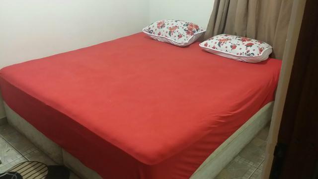 Vendo cama king size