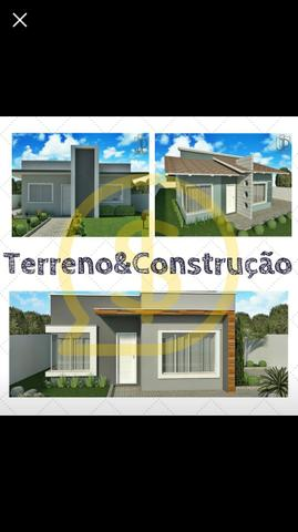Terreno e Construção