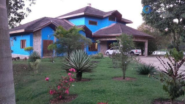 Chácara residencial à venda, rio comprido, jacareí. - Foto 2