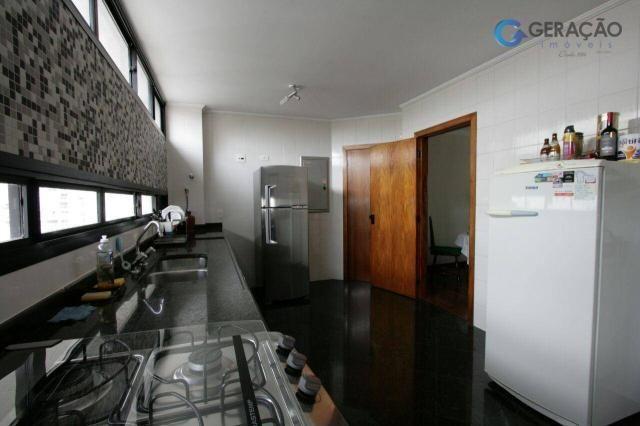Apartamento com 4 dormitórios à venda, 178 m² por r$ 720.000 - vila adyana - são josé dos