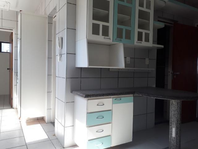 Apartamento 134,30m² com 3 suítes e 3 vagas no Dionísio Torres - Foto 13