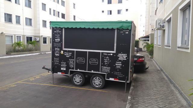 Trailler - Food Truck