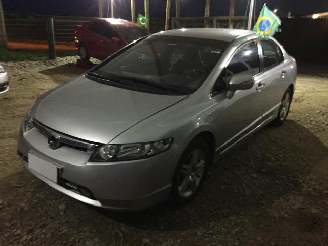 Civic EXS 2008 Completo