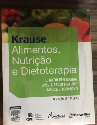 Nutricionistas! Livro Dietoterapia