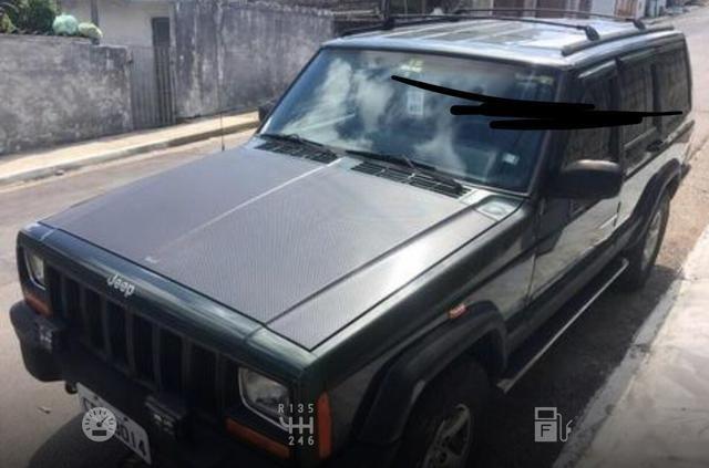 Jeep Cherokee Sport 98 4.0 Com Kit GNV Automática 4x4. BAIXEI PRA VENDER  RÁPIDO!