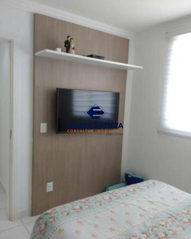 Apartamento à venda com 2 dormitórios em Colina de laranjeiras, Serra cod:AP00067 - Foto 11