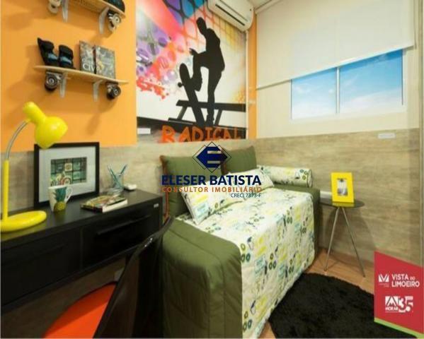 Apartamento à venda com 3 dormitórios em Condomínio vista limoeiro, Serra cod:AP00071 - Foto 6
