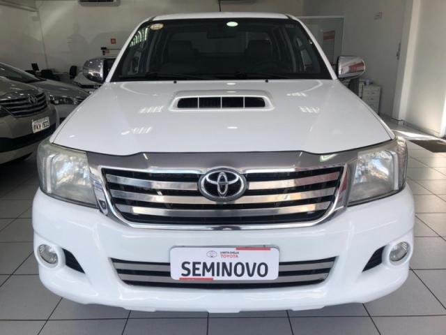 TOYOTA HILUX 3.0 SRV TOP 4X4 CD 16V TURBO INTERCOOLER DIESEL 4P AUTOMATICO. - Foto 5