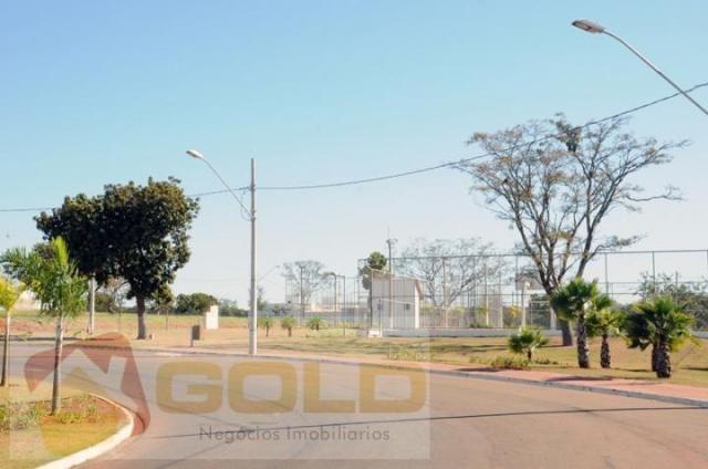 Terreno em condomínio para venda em uberlândia, cond splendido - Foto 2