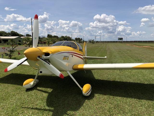 Aeronave experimental RV6