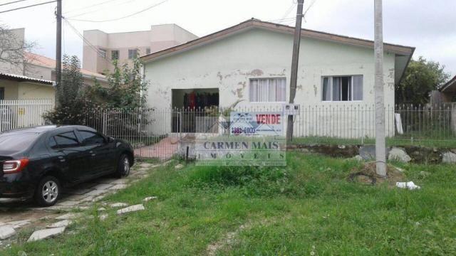 Casa residencial à venda, cidade jardim, são josé dos pinhais.