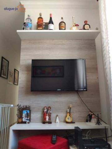 Lindo apartamento com 2 dormitórios à venda, 47 m² por r$ 195.000 - palmeiras de são josé  - Foto 5