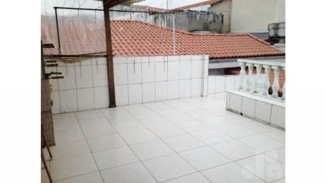 Casa de vila com duas moradias - próximo a rua visconde de inhaúma - bairro boa vista, scs - Foto 16